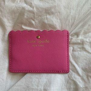 Kate Spade 3 card case